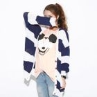 Secret;BB - Stripe Knit Cardigan