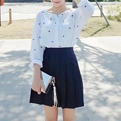 Fashion Street - Pleated Jumper Skirt