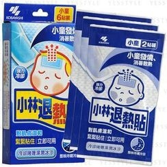 Kobayashi - Cooling Gel Sheet (for Children) (Small)