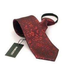 Romguest - Pre-Tied Neck Tie (8cm)