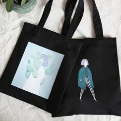 TangTangBags - Printed Shopper Bag