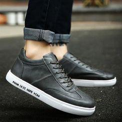 Araeo - 仿皮休閒鞋