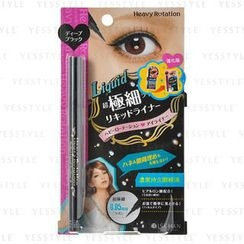 ISEHAN - Heavy Rotation Perfect Liquid Eyeliner (Deep Black)