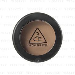 3 CONCEPT EYES - One Color Shadow - Matt (Hug Me)