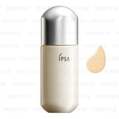 IPSA - Liquid Light Foundation SPF 20 PA++ (#100 Lighter Complexion)