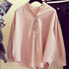 Reis - Long-Sleeved Blouse