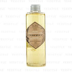Durance - Cedar and Grapefruit Bath and Shower Gel
