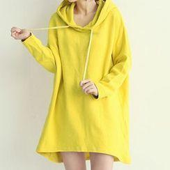 Dream Girl - Long Hood Pullover