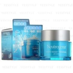 Neutrogena - Hydro Boost Renewal Gel Cream