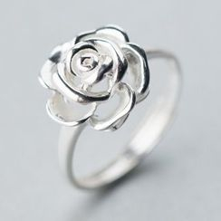 A'ROCH - 925 Sterling Silver Sterling Silver Rose Ring