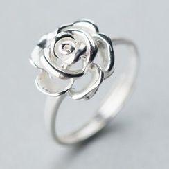 A'ROCH - 925纯银纯银玫瑰指环