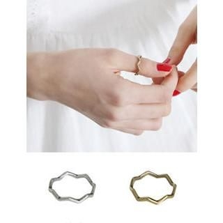 URBAN LADY - Zigzag Ring