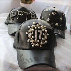 Hats 'n' Tales - Embellished Baseball Cap