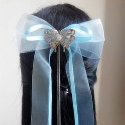 Rivermoon - Bow Hair Clip