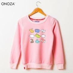 Onoza - 动物卫衣