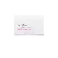 Innisfree - Eco Beauty Tool - Clear Oil Control Film