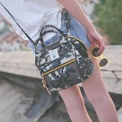 Denyard - Canvas Applique Backpack
