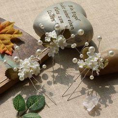 Roseline - Pearl Hair Pin