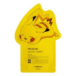 Tony Moly - Pokemon Pikachu Mask Sheet (Moisturizing) 1pc