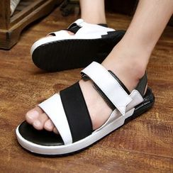 Easy Steps - Velcro Strap Sandals
