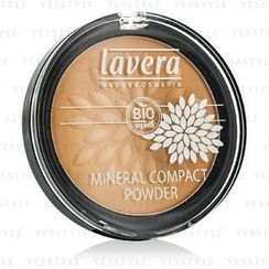 Lavera - Mineral Compact Powder - # 03 Honey