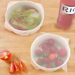 Debbie's Store - Silicone Food Wrap Set (3 pcs)