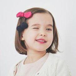 Chapa - Kids Cherry Pattern Hair Clip