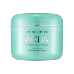 Nature Republic - Super Aqua Max Deep Mositure Sleeping Pack 100ml