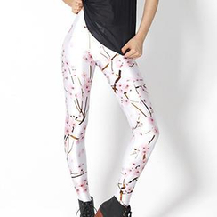 Omifa - Floral Leggings