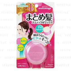 Utena - Matomage Hair Styling Stick (Regular Hold) (Pink)
