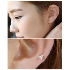 Miss21 Korea - Triangle Piercing (Single)