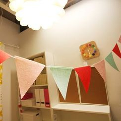 OH.LEELY - Triangle Flag Garland