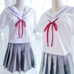 Nikiki - School Uniform Cosplay Costume