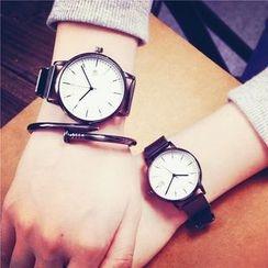 Bingle - Couple Matching Strap Watch