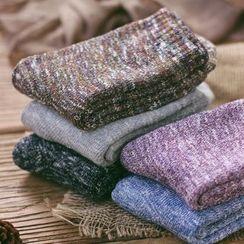 Socka - 超厚保暖粗针中筒袜