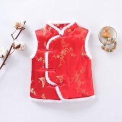 OnCloud - 童裝刺繡中國傳統馬甲