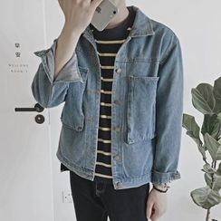 JUN.LEE - Denim Jacket