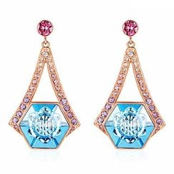 Italina - Swarovski Elements Drop Earrings