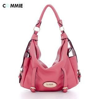 B.B. HOUSE - Faux Leather Multi-Functional Shoulder Bag