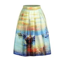 Flore - 印花裙