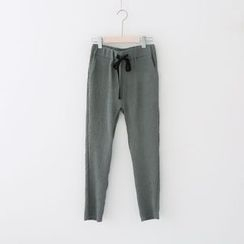 Meimei - Drawstring Pants