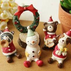 Nina's House - 圣诞装饰