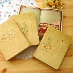 Nina's House - Printed Notebook (S)