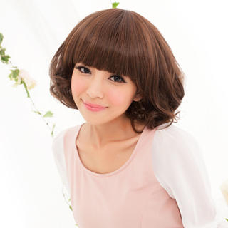 Clair Beauty - Short Full Wigs - Curly