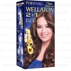 Wella - Wellation 2 + 1 Liquid Hair Color (#7CB)