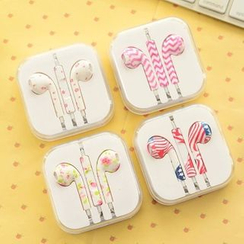 Showroom - Print Earphone with Mic