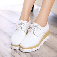 Simply Walk - Platform Lace Ups