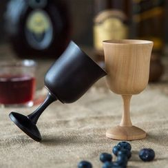 Ruroni - Wooden Wine Glass