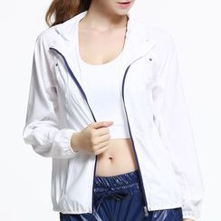 LAVIE.Q - Hooded Sport Zip Jacket