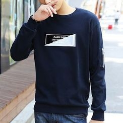 HANDA - Print Sweatshirt